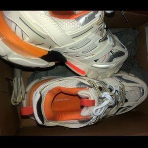 Balenciaga track runners